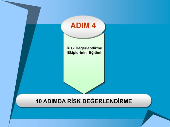 ADIM 4
