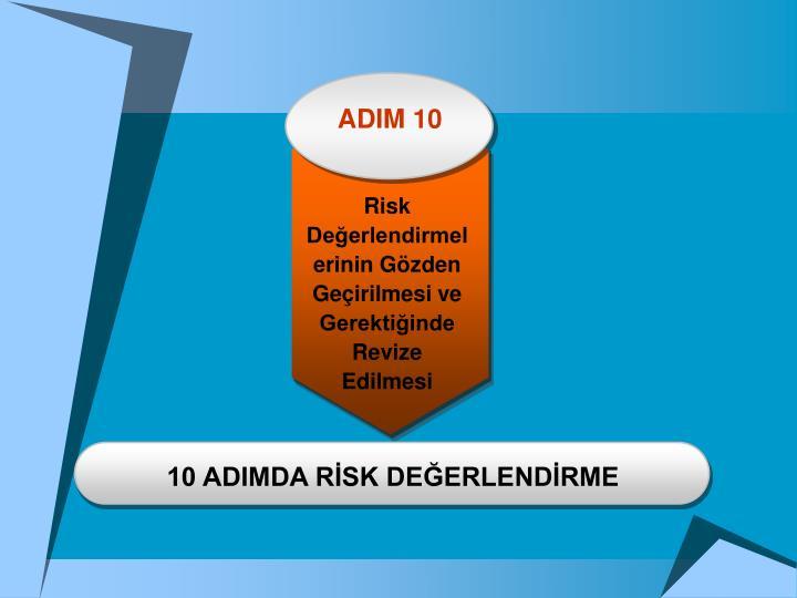 ADIM 10