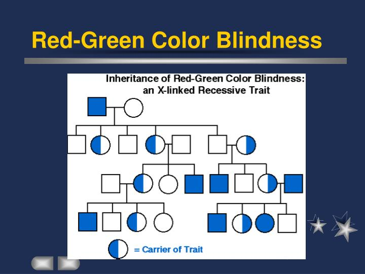 Red-Green Color Blindness