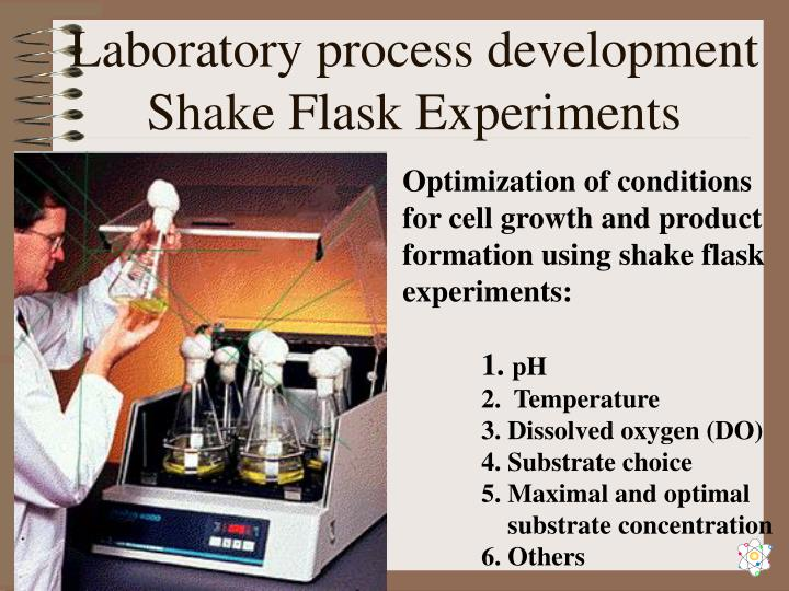 Laboratory process development