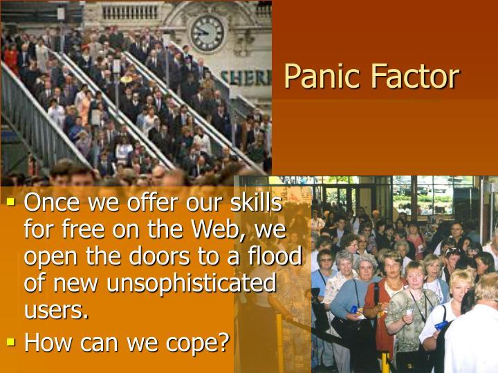 Panic Factor
