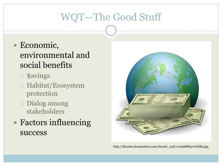 WQT—The Good Stuff