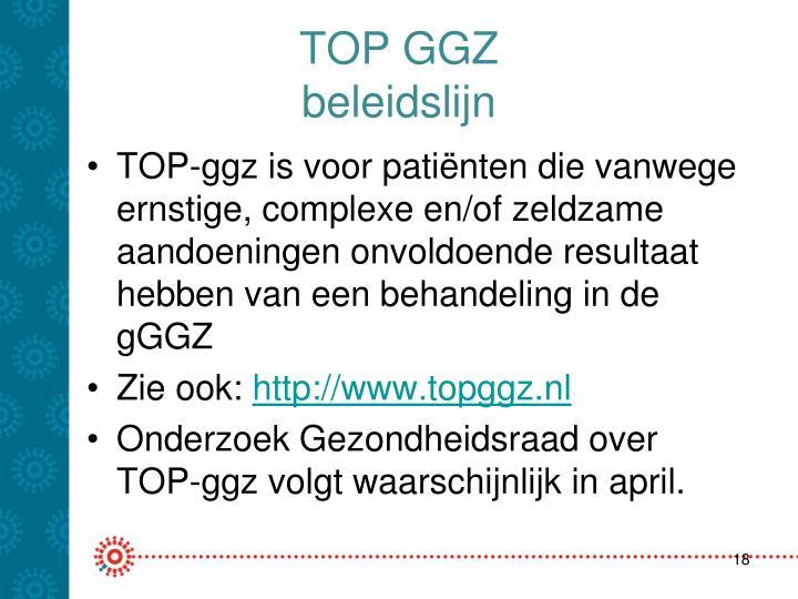 TOP GGZ