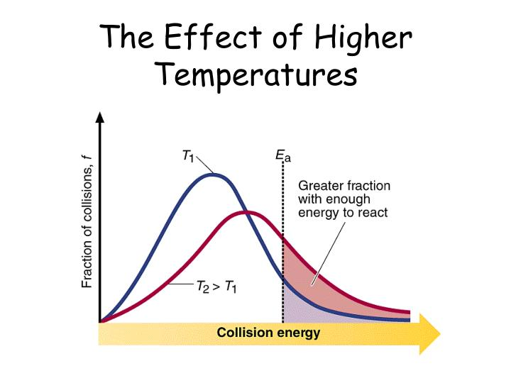 The Effect of Higher Temperatures