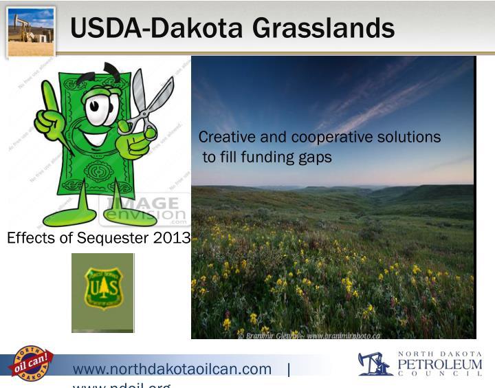 USDA-Dakota Grasslands