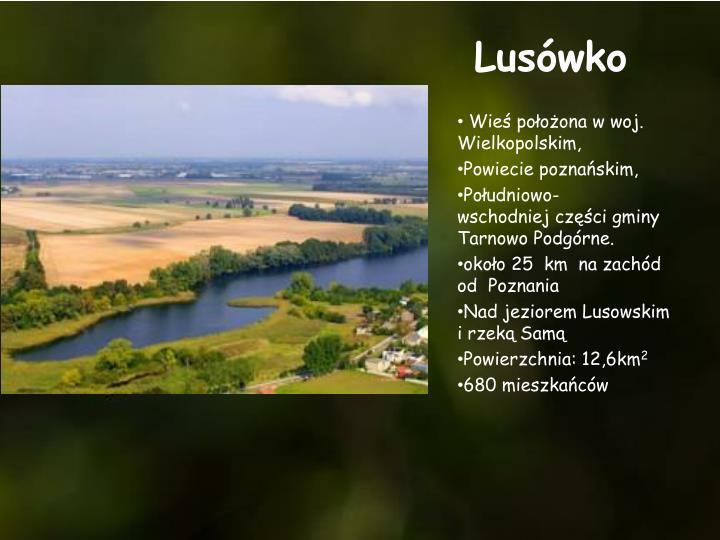 Lusówko