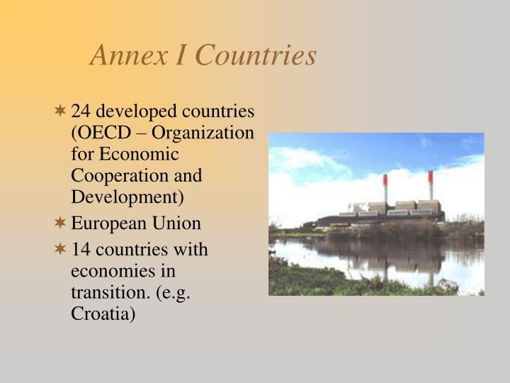 Annex I Countries
