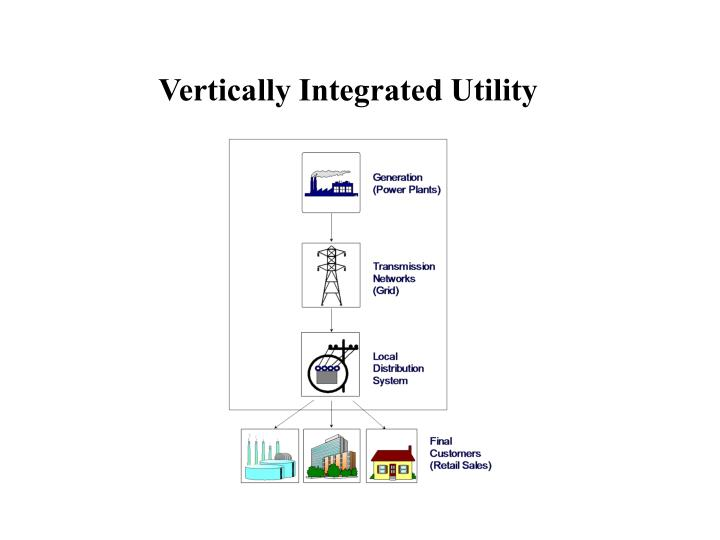 Vertically Integrated Utility