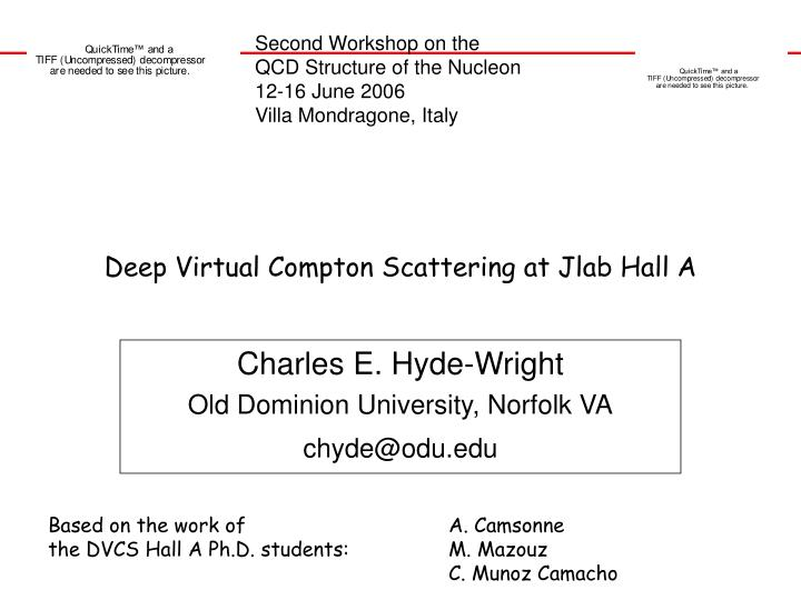 Deep virtual compton scattering at jlab hall a