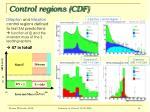 control regions cdf