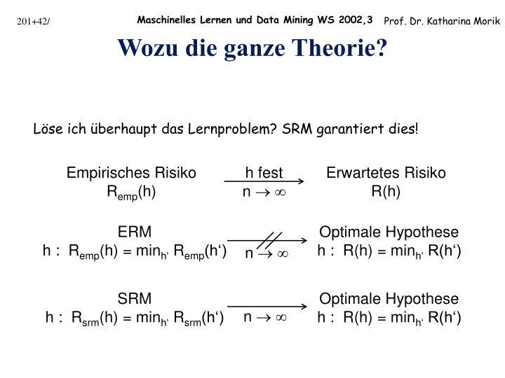 Empirisches Risiko R