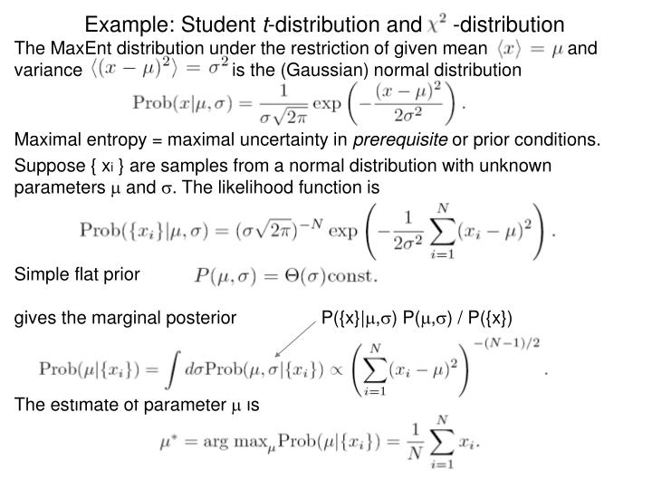 Example: Student