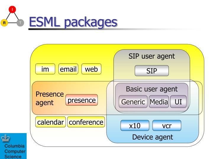 SIP user agent