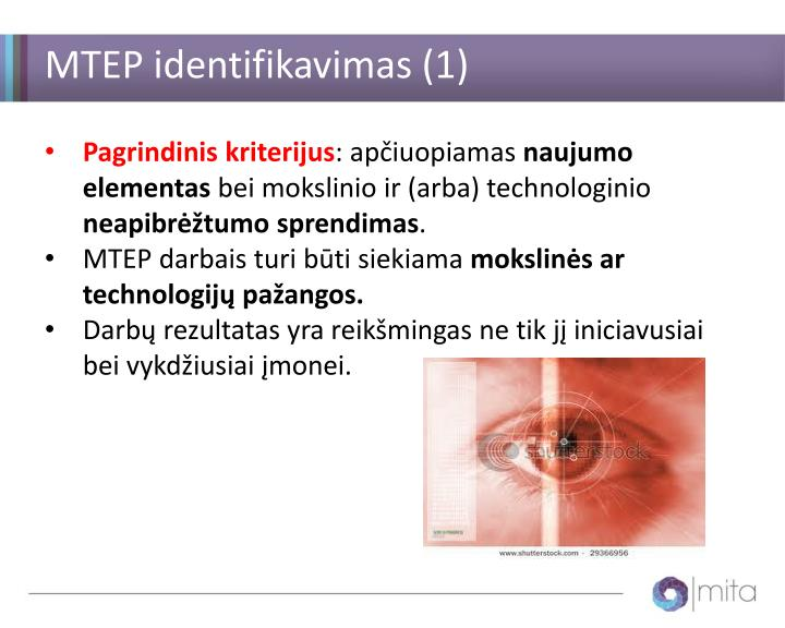 MTEP identifikavimas (1)