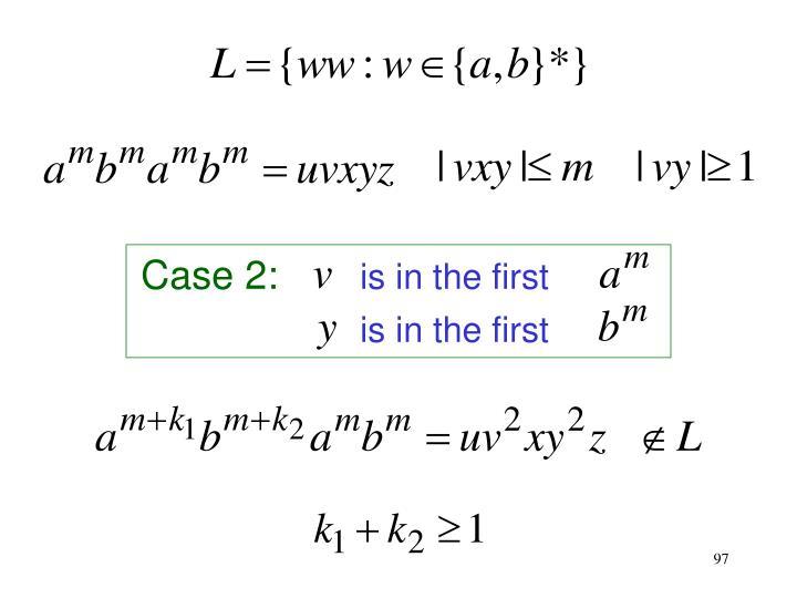 Case 2: