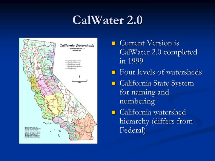 CalWater 2.0