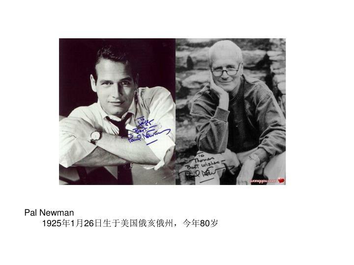 Pal Newman