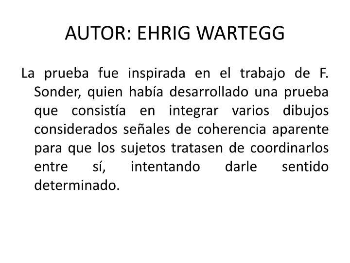 AUTOR: