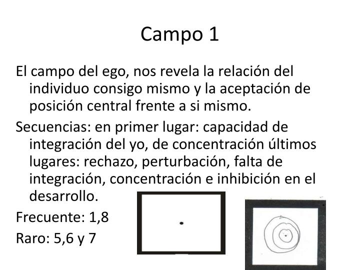 Campo 1