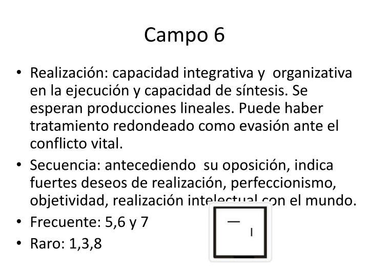 Campo 6