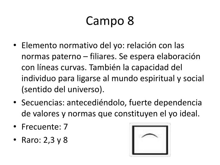 Campo 8