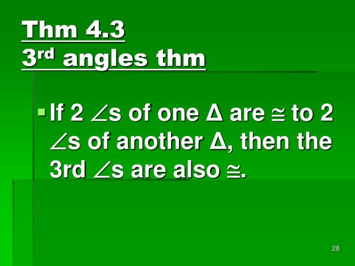 Thm 4.3