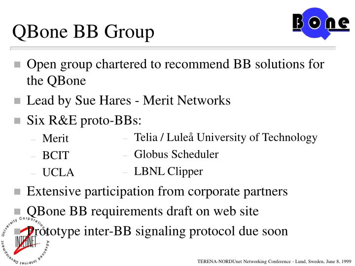 QBone BB Group