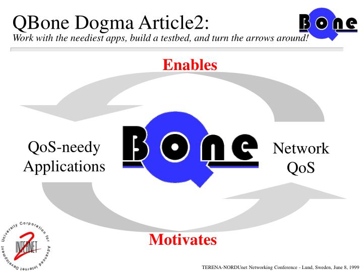 QBone Dogma Article2: