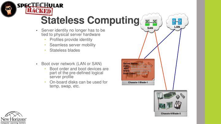 Stateless Computing