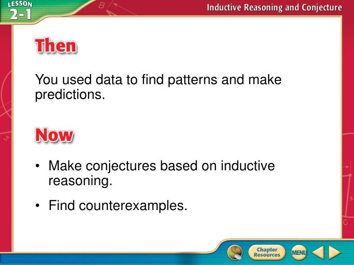 You used data to find patterns and make predictions.