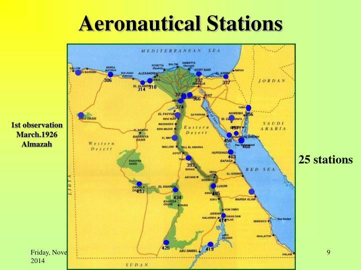 Aeronautical Stations
