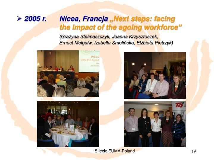 2005 r. Nicea, Francja