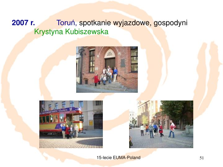 2007 r.