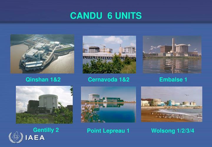 CANDU  6