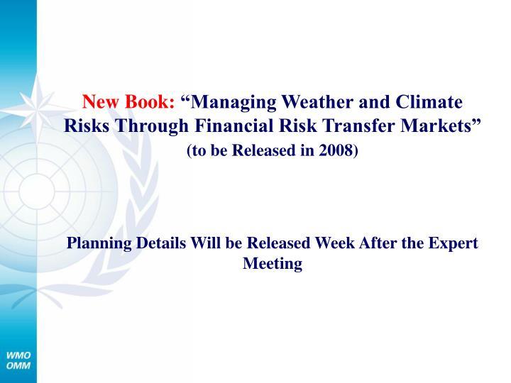 New Book: