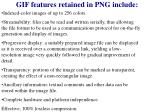 gif features retained in png include