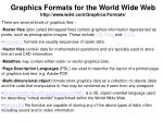 graphics formats for the world wide web http www wdvl com graphics formats