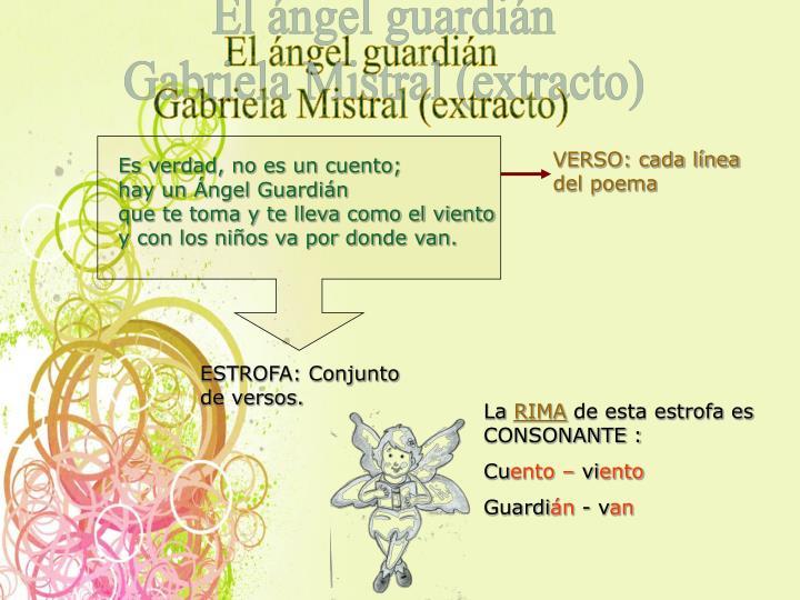 El ángel guardián