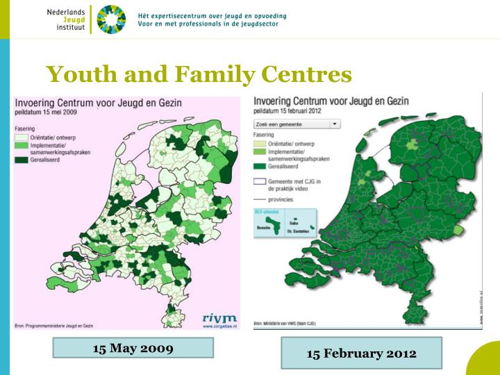 Youth and Family Centres