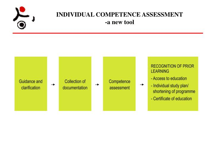 INDIVIDUAL COMPETENCE ASSESSMENT