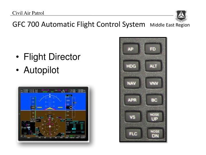 GFC 700 Automatic Flight Control System