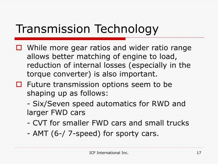 Transmission Technology