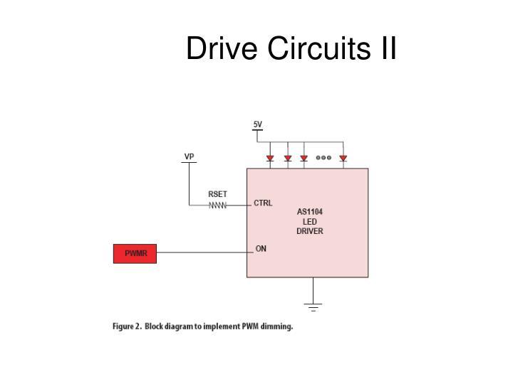Drive Circuits II