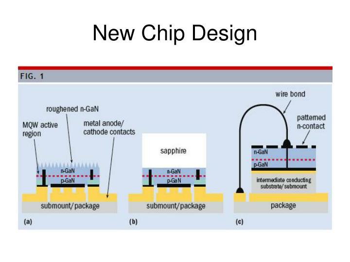 New Chip Design