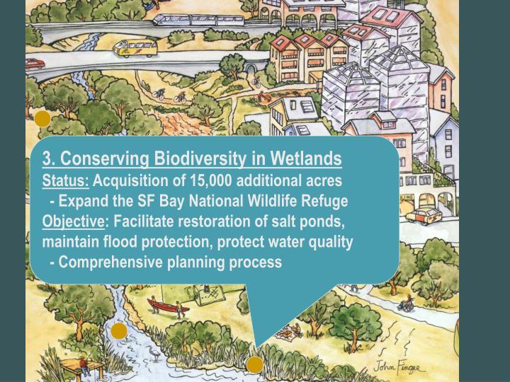 3. Conserving Biodiversity in Wetlands