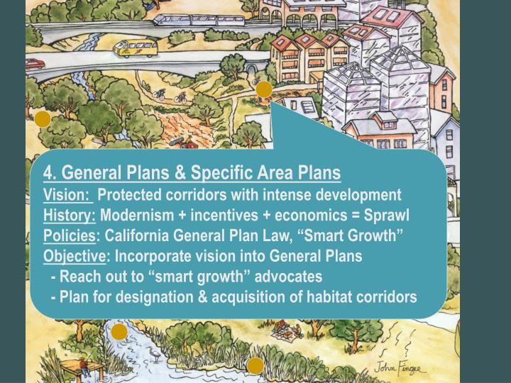 4. General Plans & Specific Area Plans