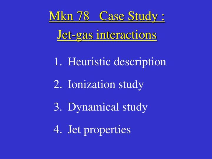Mkn 78   Case Study :