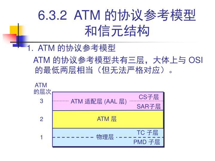 6.3.2  ATM