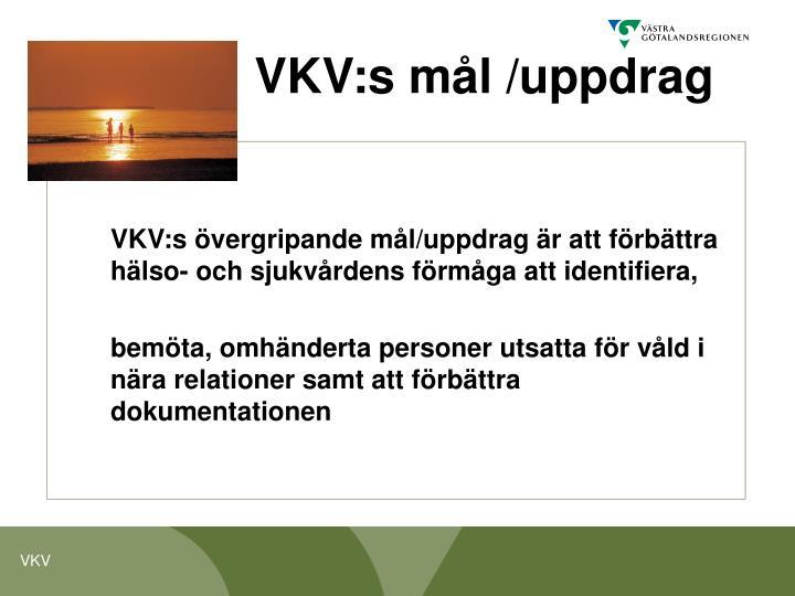 VKV:s mål