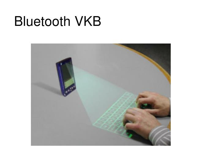 Bluetooth VKB